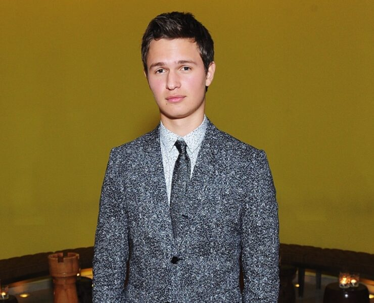 """Ansel Elgort attends the After Party Of """"Men, Women & Children"""""""