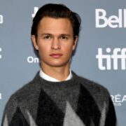 "Ansel Elgort attends 2019 Toronto International Film Festival - ""The Goldfinch"" Press Conference"