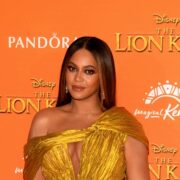 "Beyoncé European Premiere of Disney's ""The Lion King"""