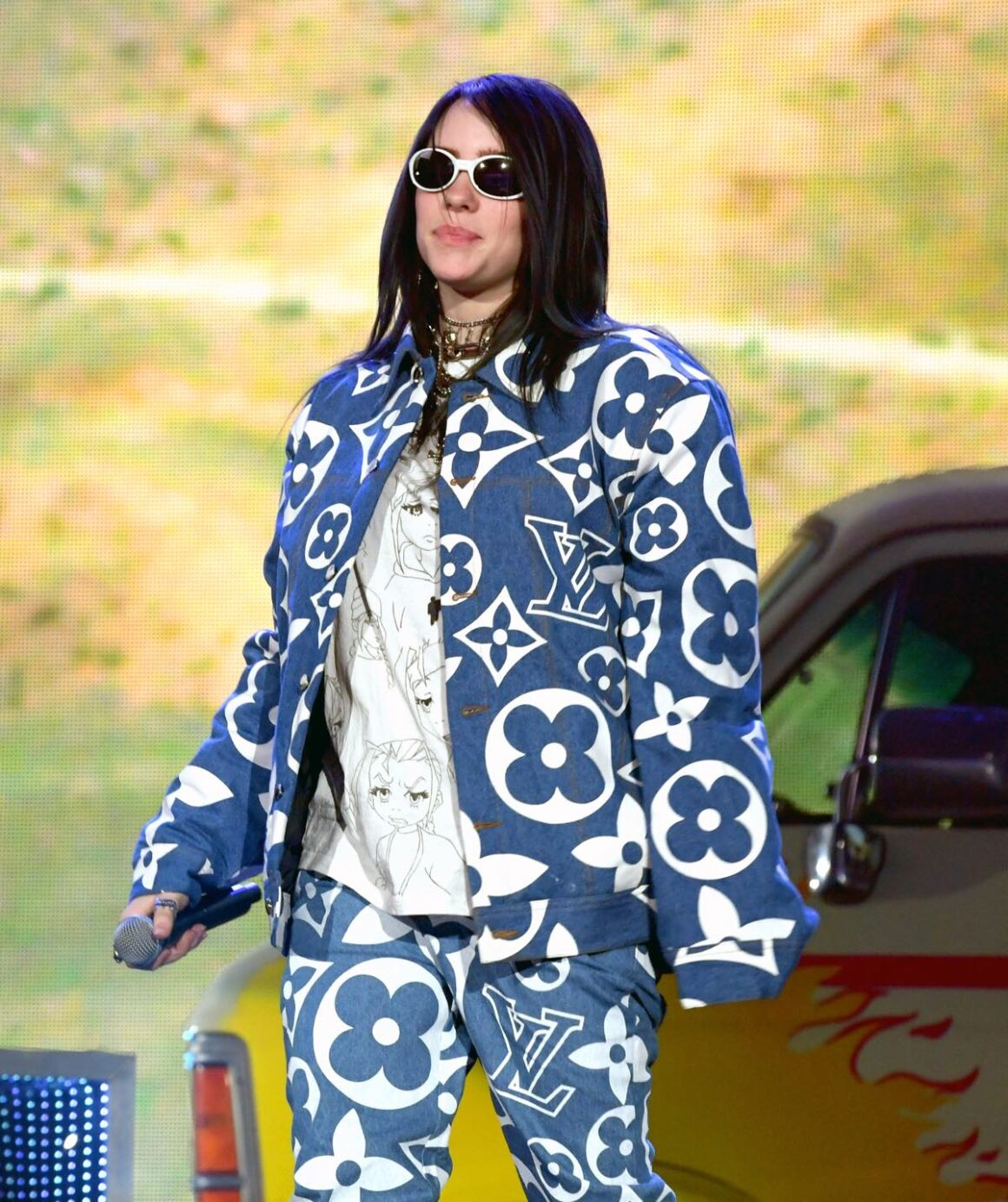 Billie Eilish 2019 Coachella Valley Music And Arts Festival - Weekend 1 - Day 3