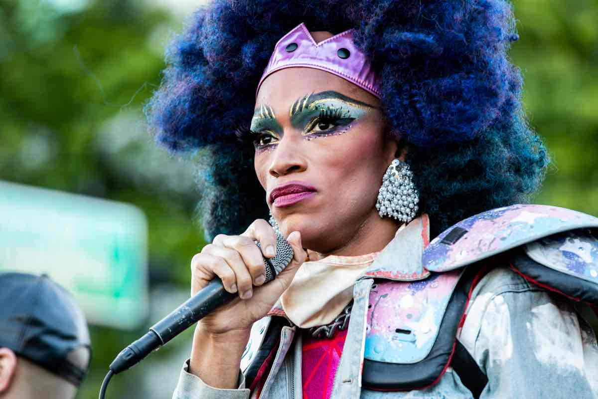 Chicago Area Drag Queens March In Protest Over Police Killing Of George Floyd, Tony McDade and Breonna Taylor
