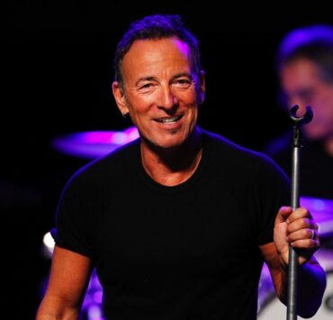 Bruce Springsteen Media Call