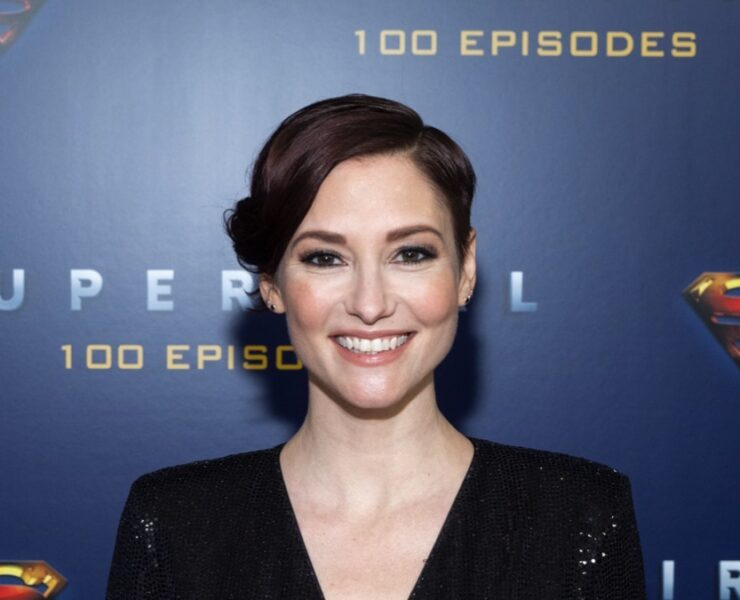"Chyler Leigh ""Supergirl"" Celebrates 100 Episodes!"