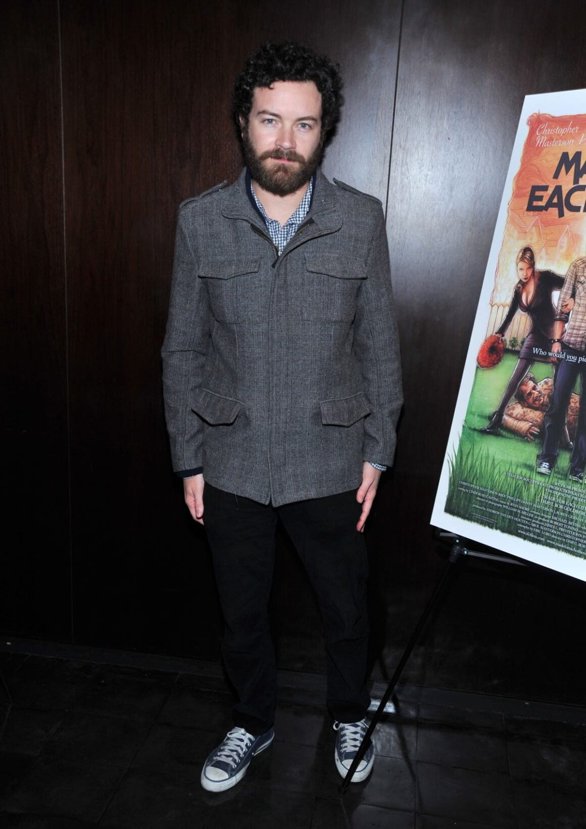 """Danny Masterson Premiere Of """"Made For Each Other"""""""