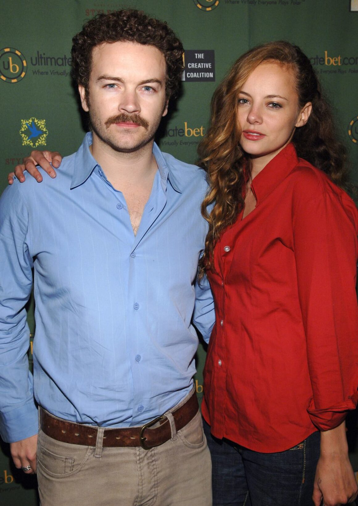 Danny Masterson Ultimatebet.com, Kari Feinstein and Mike McGuiness Host Celebrity Poker Tournament to Honor Clifton Collins Jr's Emmy Nomination