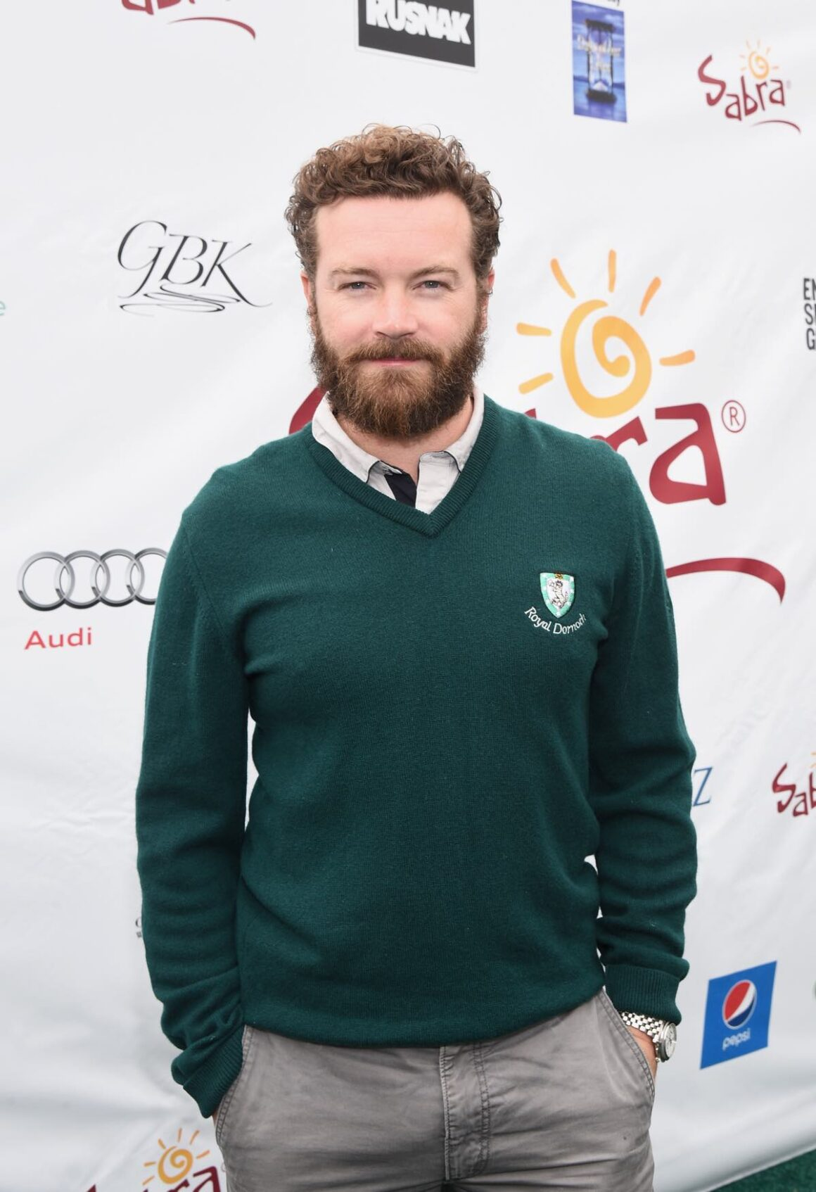 Danny Masterson 8th Annual George Lopez Celebrity Golf Classic Presented By Sabra Salsa To Benefit The George Lopez Foundation