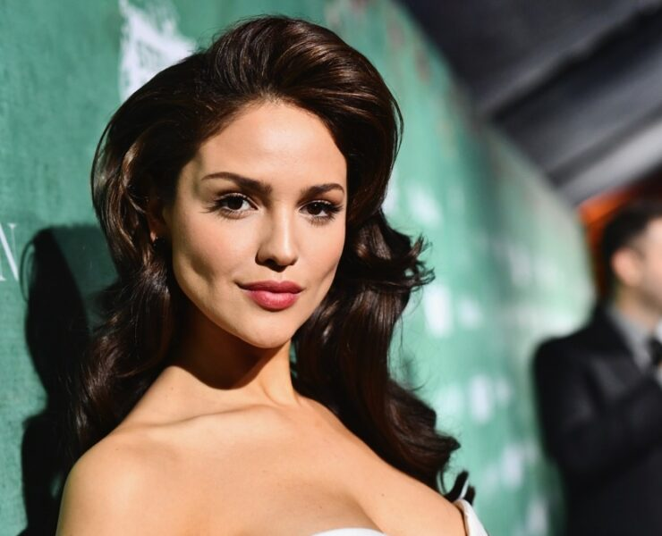 Eiza Gonzalez 11th Annual Women In Film Pre-Oscar Cocktail Party presented by Max Mara and Lancome with additional support from Crustacean Beverly Hills, Johnnie Walker, Stella Artois and Cambria - Red Carpet
