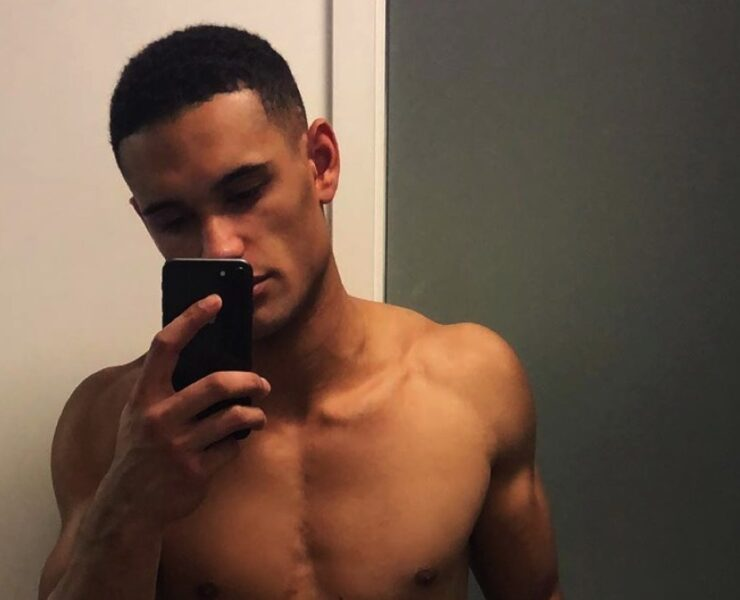 Male Model Danny Williams