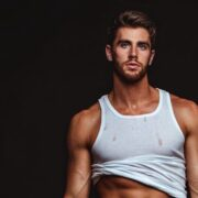 Male Model Jay Gould