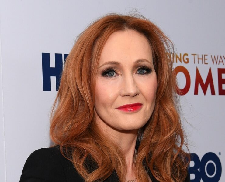 "JK Rowling attends HBO's ""Finding The Way Home"" World Premiere"