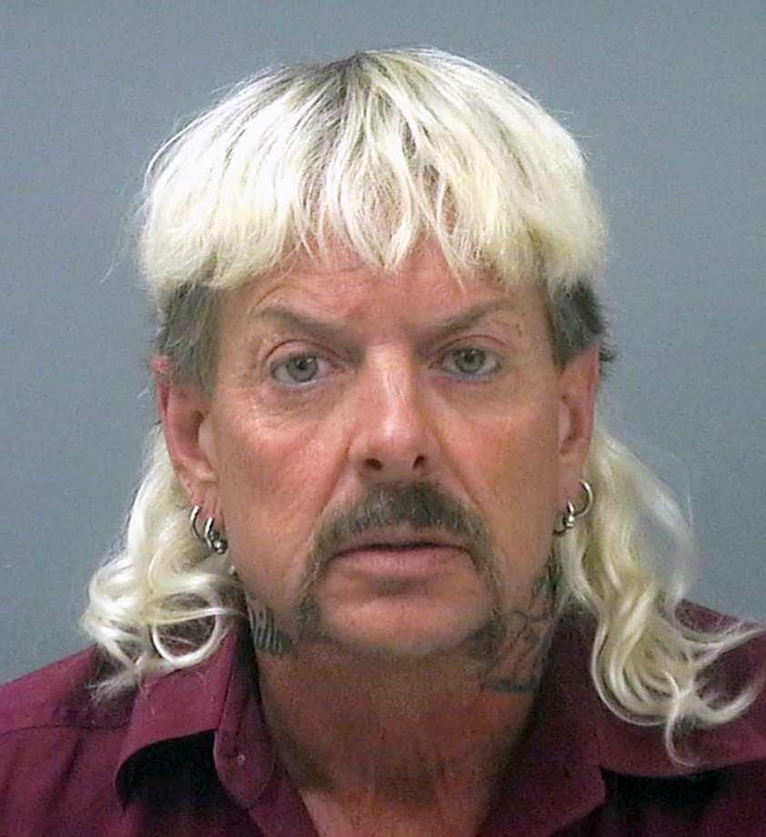 Joe Exotic Mug Shot