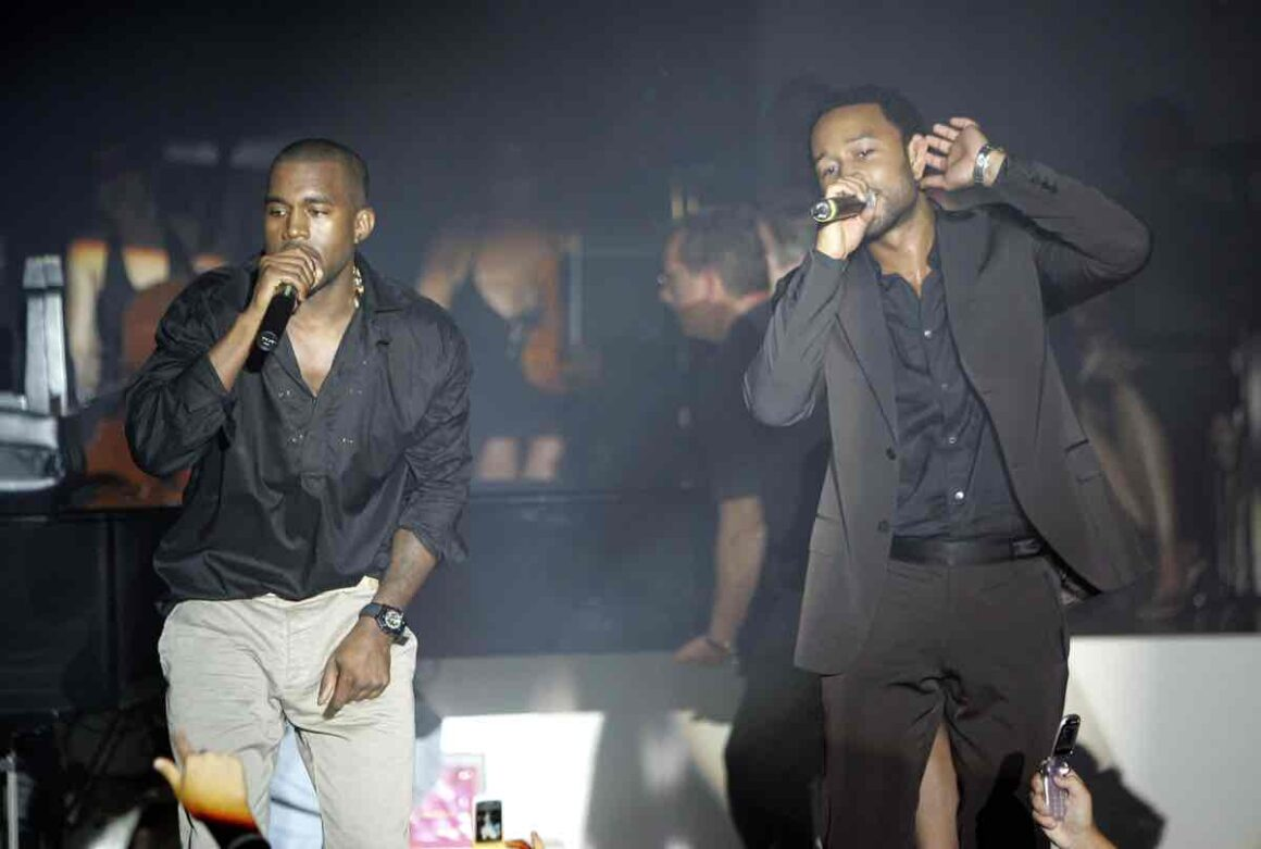 John Legend Doesn't Speak to Kanye West Anymore. Hashtag Blessed 1