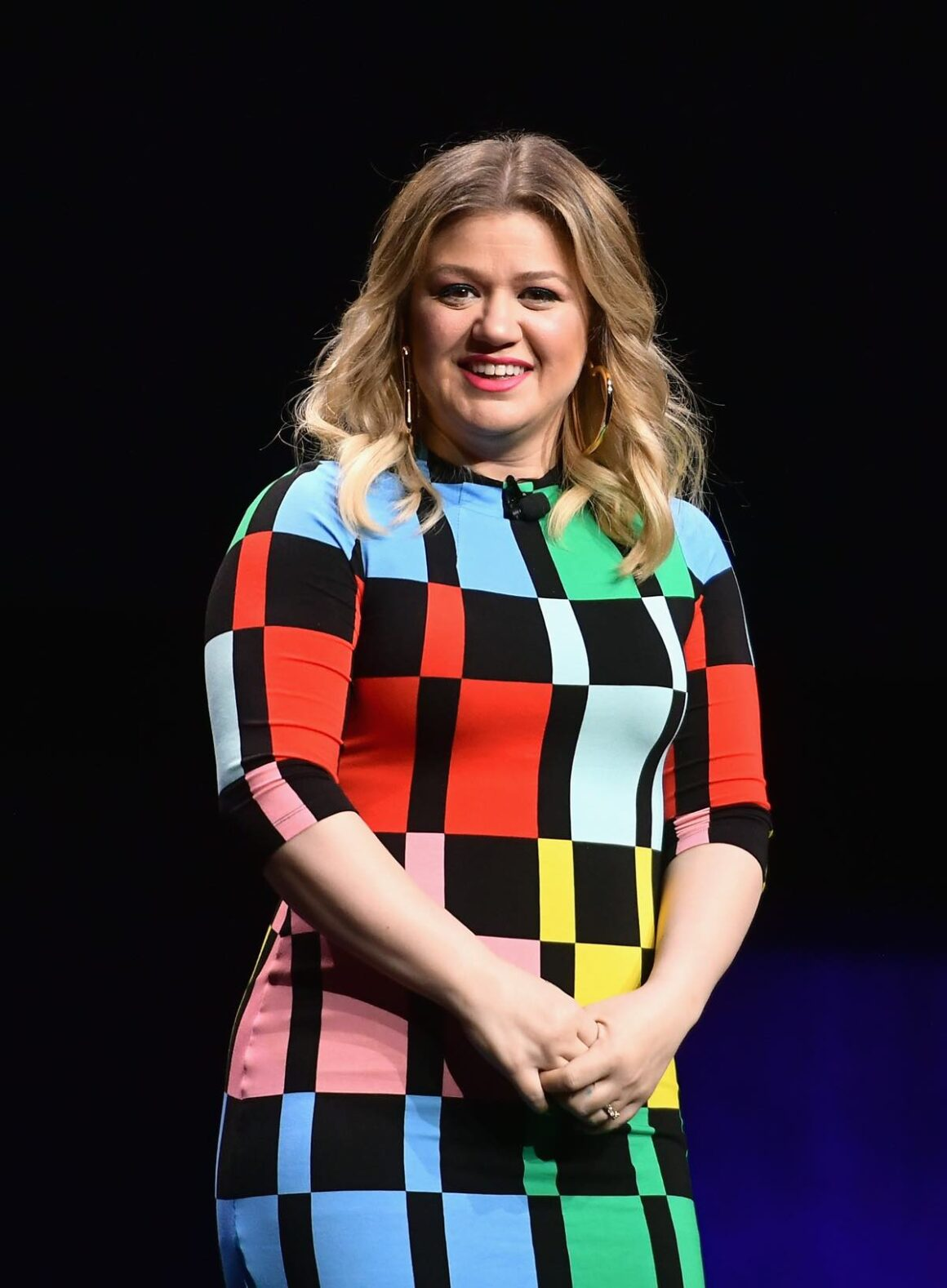 Kelly Clarkson at CinemaCon 2019 - The State of the Industry: Past, Present and Future and STXfilms Presentation