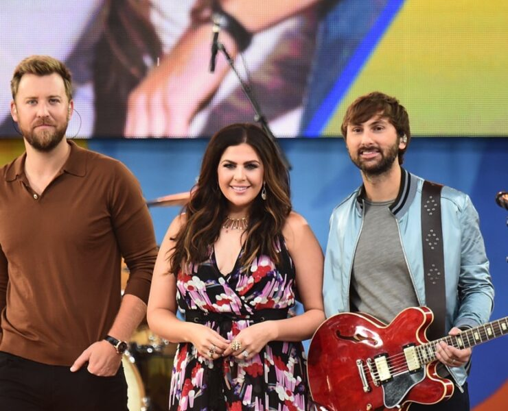 "Lady Antebellum Performs On ABC's ""Good Morning America"""