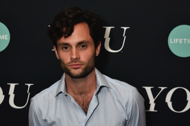 "Penn Badgley attends the Screening Of Lifetime's ""You"" Series Premiere"
