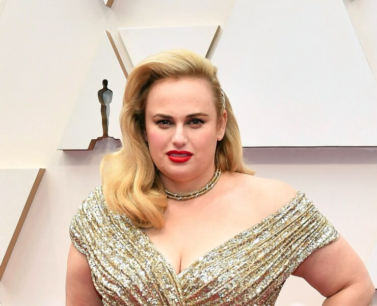 Rebel Wilson attends the 92nd Annual Academy Awards