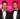 Ricky Martin and Jwan Yosef at the MOCA Gala 2017 Honoring Jeff Koons