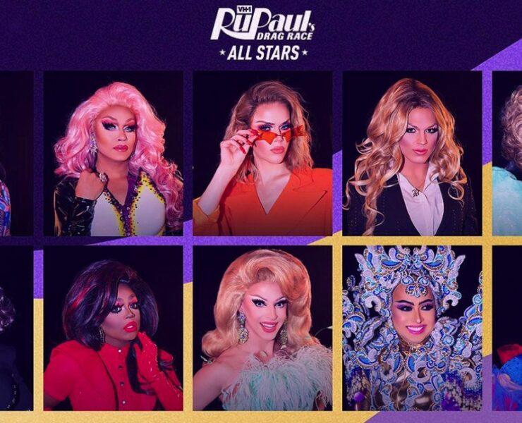 RuPual's Season 5 All-Stars Premiere
