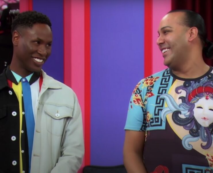 RuPaul's Drag Race All-Stars 5, Episode 4, 'SheMZ'