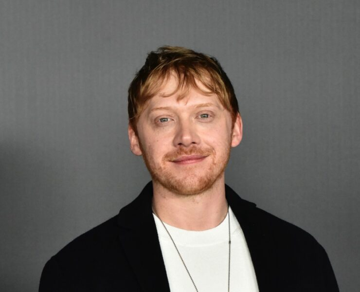 Rupert Grint at New York Comic Con 2019 - Day 1
