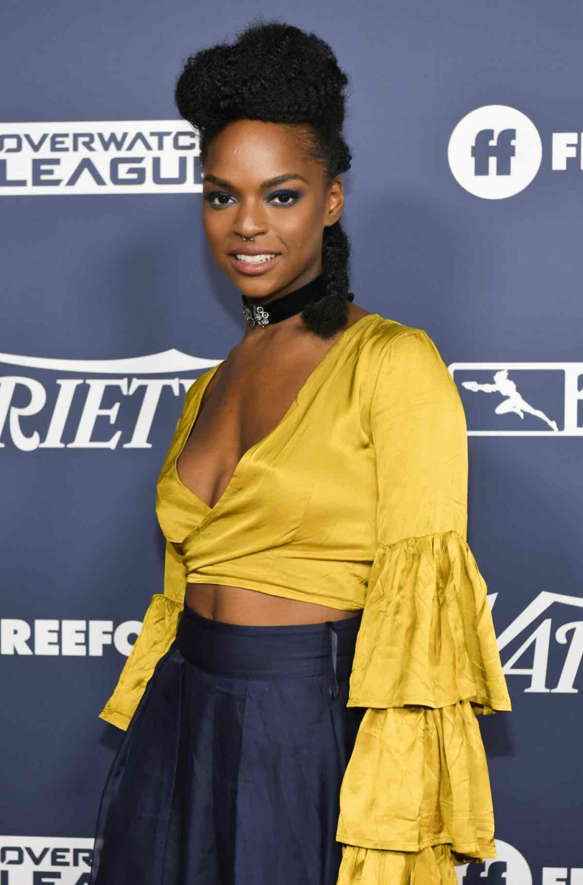 Samantha Ware attends Variety's Power Of Young Hollywood