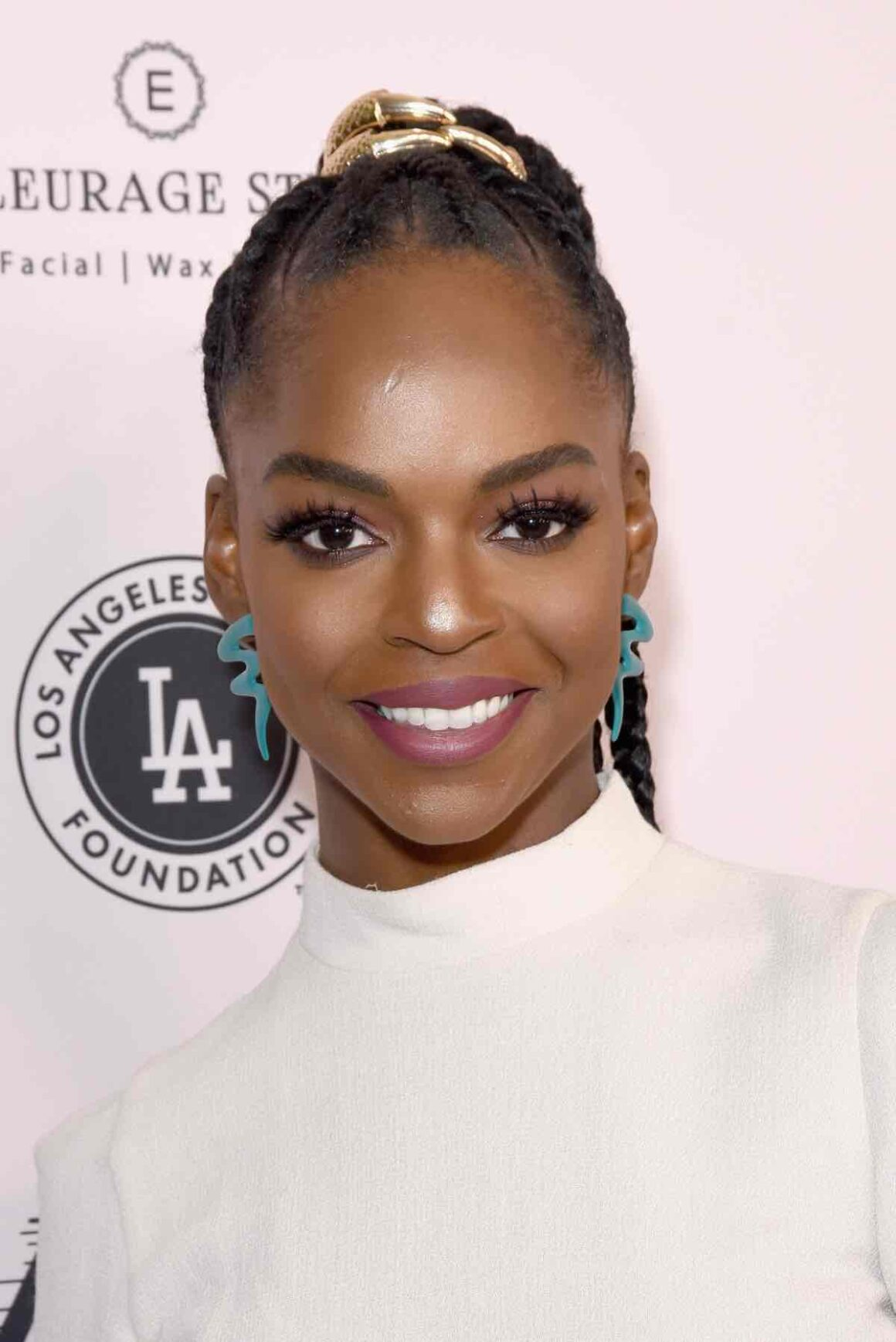 Samantha Ware attends The LadyLike Foundation Women Of Excellence Luncheon