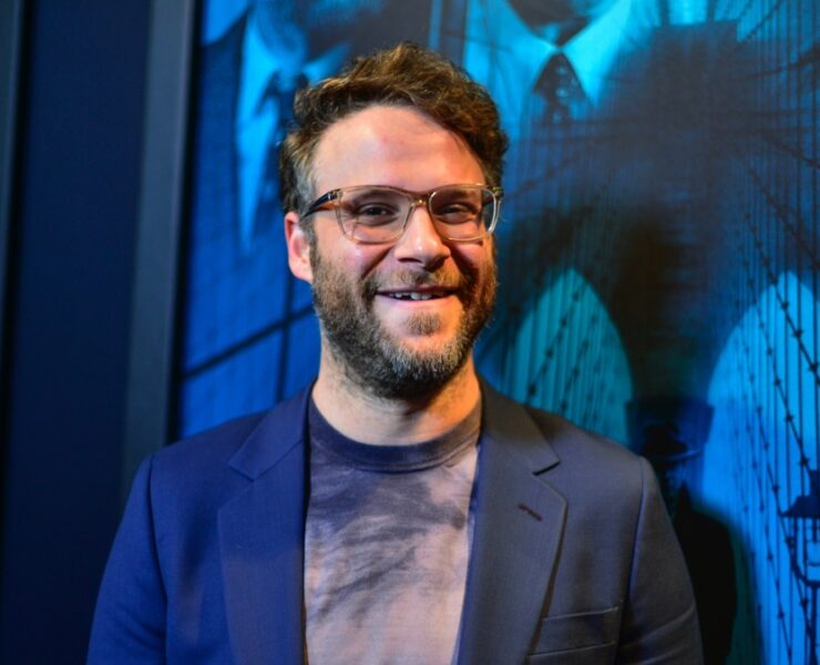 "Seth Rogen Premiere Of Warner Bros Pictures' ""Motherless Brooklyn"" - Red Carpet"