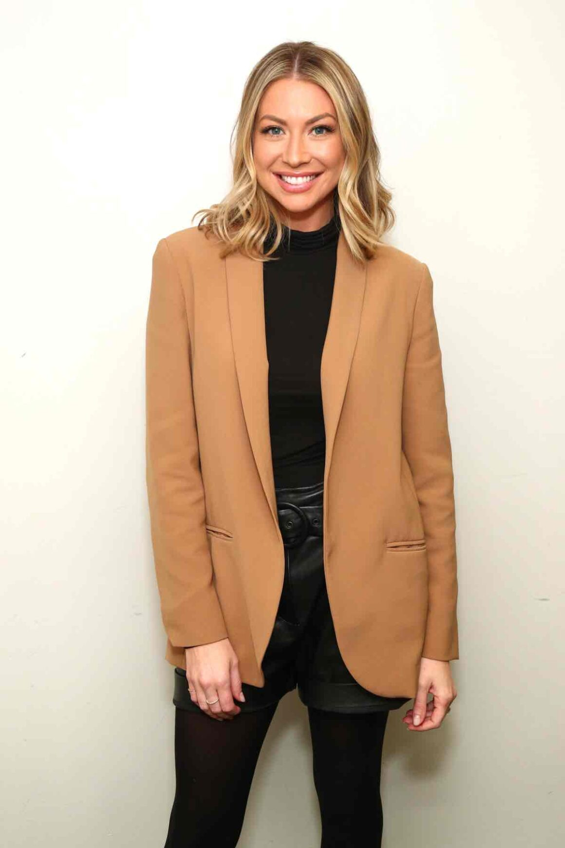 Stassi Schroeder attends the 2019 Glamour Women Of The Year Summit