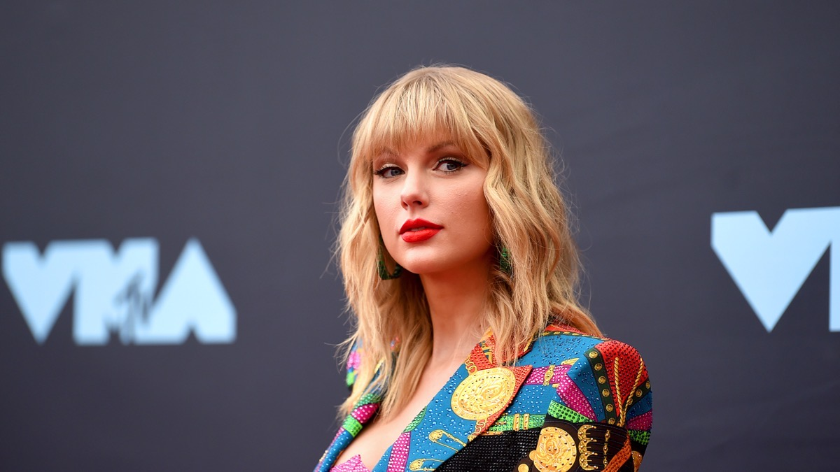 Taylor Swift 2019 MTV Video Music Awards - Arrivals