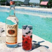Tito's Red, White and Boozy