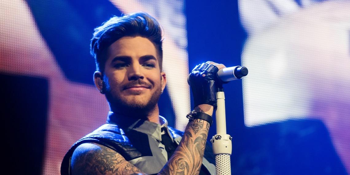 Adam Lambert In Concert - New York, New York