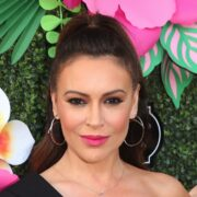 Alyssa Milano Lifetime Summer Luau