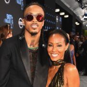 August Alsina and Jada Pinkett-Smith 2017 BET Awards - Red Carpet