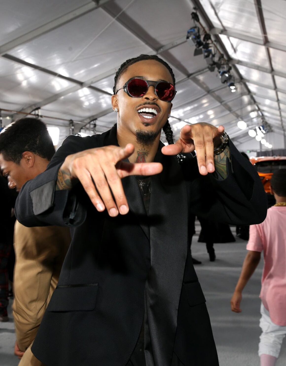 August Alsina 2017 BET Awards - Red Carpet