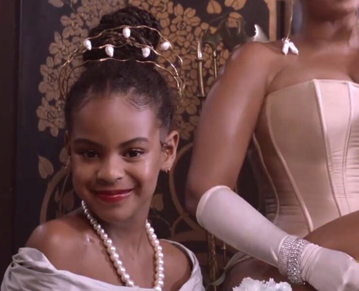 Blue Ivy Carter Makes Cute Cameo in New 'Black Is King' Trailer