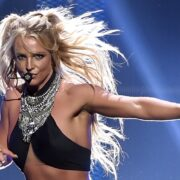 Britney Spears 2016 iHeartRadio Music Festival - Night 2 - Show