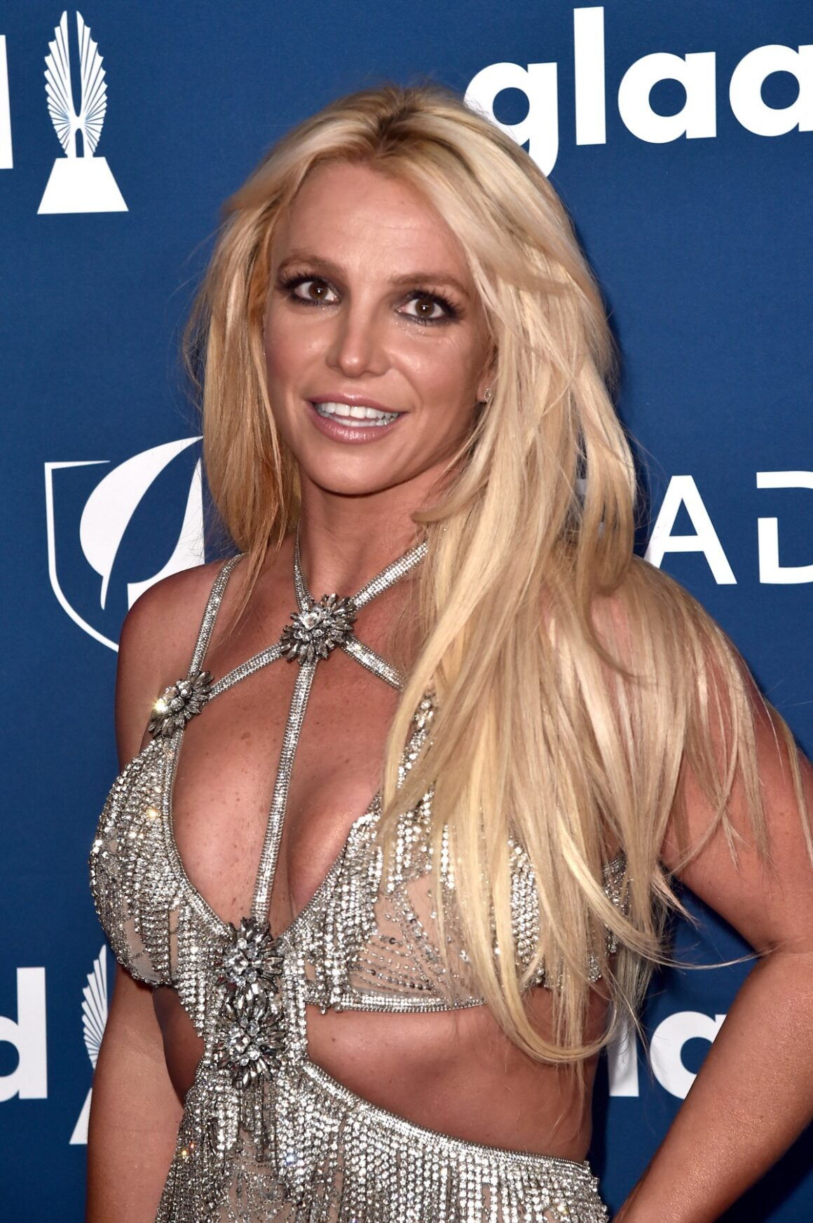 Britney Spears 29th Annual GLAAD Media Awards - Arrivals