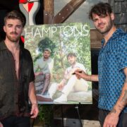 Hamptons Magazine x The Chainsmokers VIP Dinner
