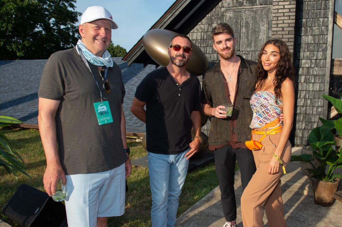 Hamptons Magazine x The Chainsmokers VIP Dinner