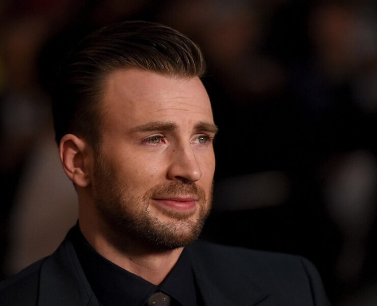 "Chris Evans Premiere Of Radius And G4 Productions' ""Before We Go"" - Red Carpet"
