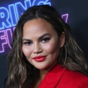 "Chrissy Teigen Premiere Of NBC's ""Bring The Funny"" - Arrivals"