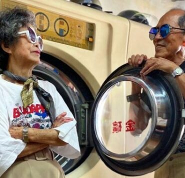 Elderly Taiwan Instagram Stars