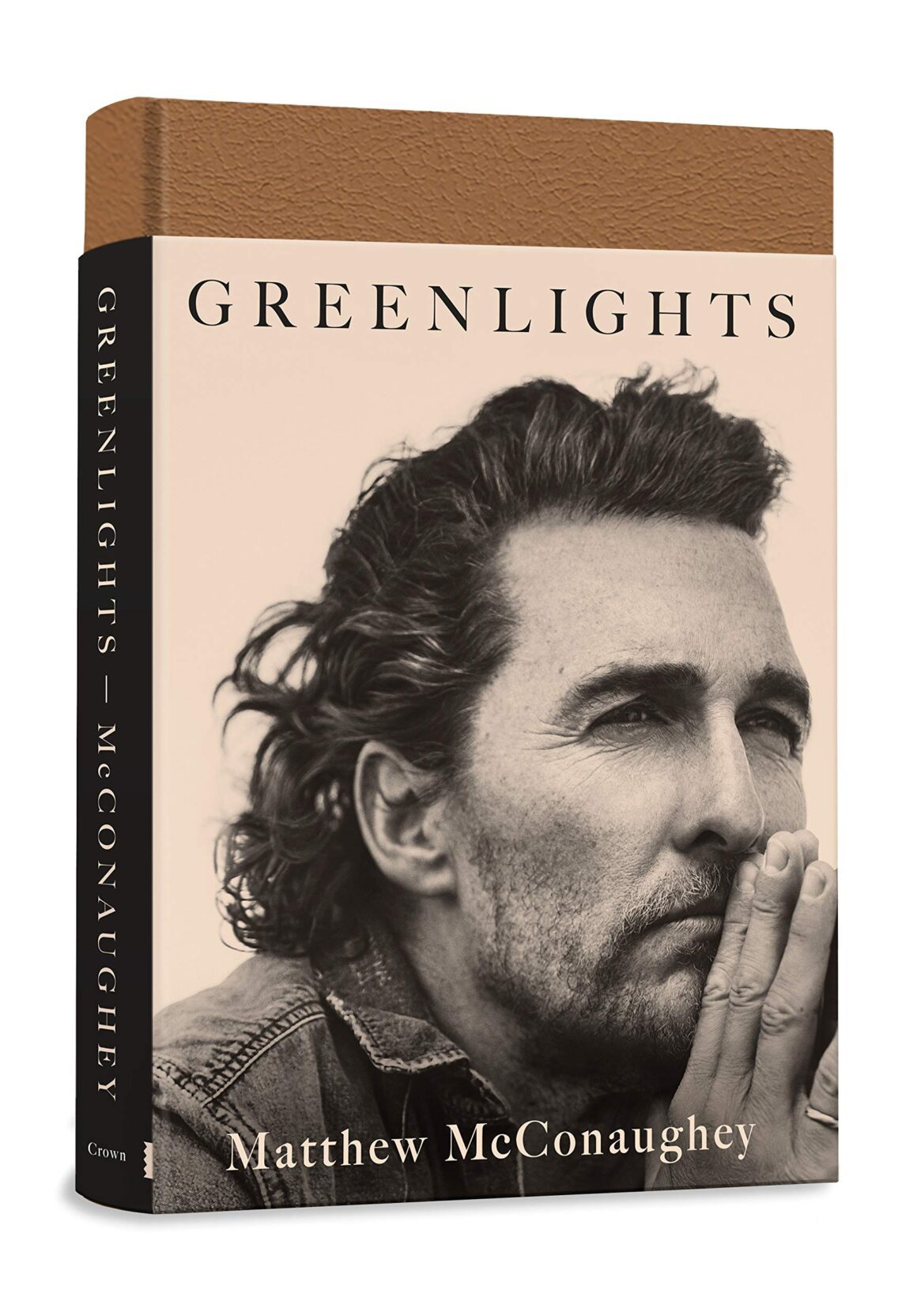 Matthew McConaughey book Greenlights