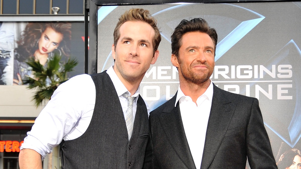 "Ryan Reynolds and Hugh Jackman Screening of 20th Century Fox's ""X-Men Origins: Wolverine"" - Arrivals"
