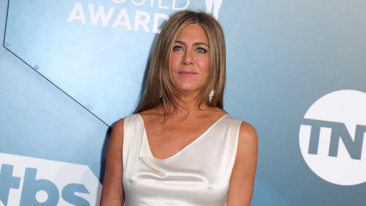 Jennifer Aniston 26th Annual Screen ActorsGuild Awards - Arrivals
