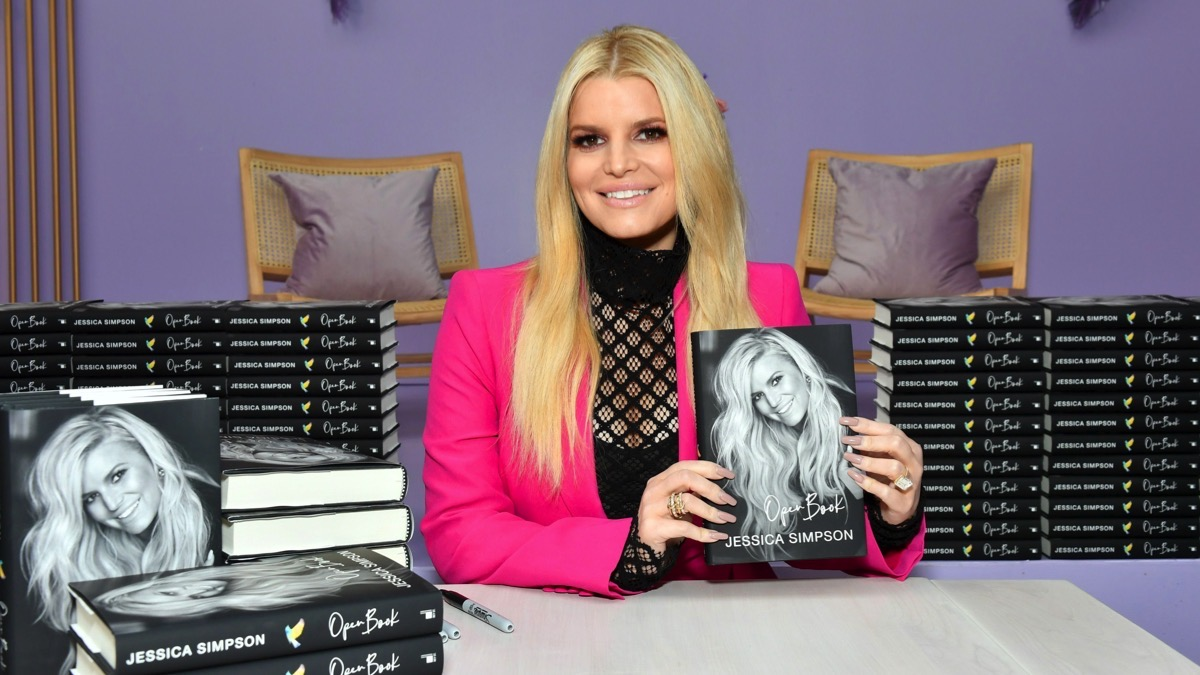 Jessica Simpson Create & Cultivate Los Angeles