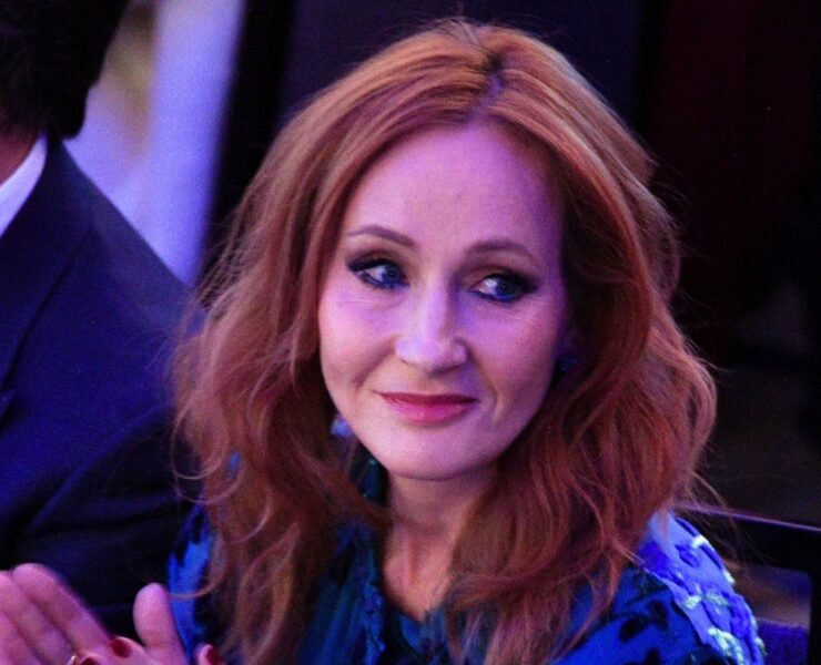 J.K. Rowling 2019 RFK Ripple of Hope Awards