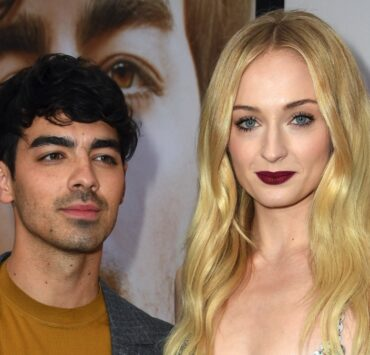 Joe Jonas and Sophie Turner Premiere Of Amazon Prime Video's 'Chasing Happiness' - Red Carpet