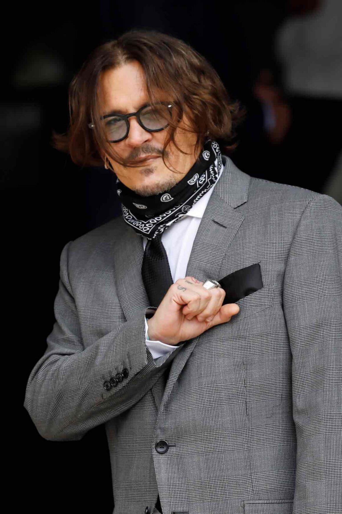 Johnny Depp Libel Trial Resumes In London