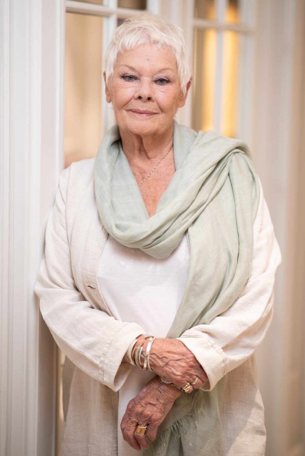 Dame Judi Dench 'Red Joan' Portraits - 14th Zurich Film Festival